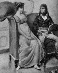 Napoleone & Josephine Beauharnais