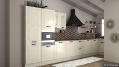 Proyecto de decoración #cocina #fotorrealismo #imagen3D #render