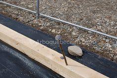 Arboquebecium.com • Consulter le sujet - Abris tempos recyclés et convertis en serre Wood Projects, Shed Houses, Glass House