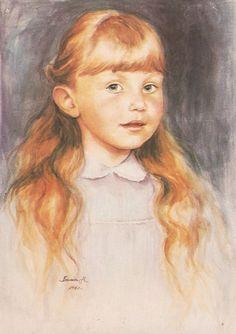 Eastern Europe, Vintage Postcards, Mona Lisa, Children, Drawings, Artwork, Painting, Poland, Amazon