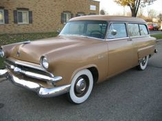 1953 Ford Ranch Wagon 2-Door Wagon - Image 1 of 25