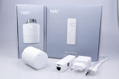 tado heizungsthermostat - unboxing