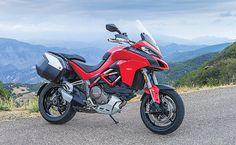2015 Ducati Multistrada 1200 DVT S