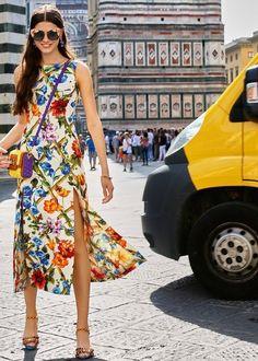Dolce & Gabbana Spring/Summer 2018. 1