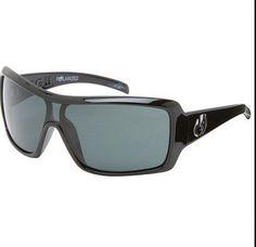 Electric Sunglasses  (BSG II, Polarized, Men's Pre-Owned Designer Sun Glasses)