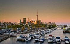 Toronto, Canada - not USA, but close enough