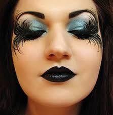 weird eye makeup - Google Search
