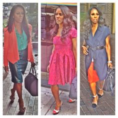#StyledByJune I mean business!New Episode Monday @9:30 on @vh1