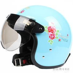 Motorcycle Helmets for Women | ... electric bicycle Open face helmets ,Pink Hello Kitty Motorcycle helmet