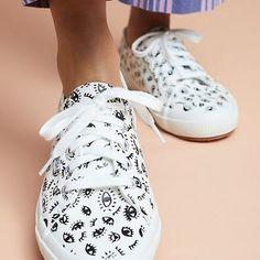 Superga Winking Eye Sneakers