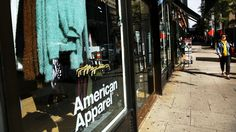 American Apparel Will Now Deliver to Your Door Within an Hour