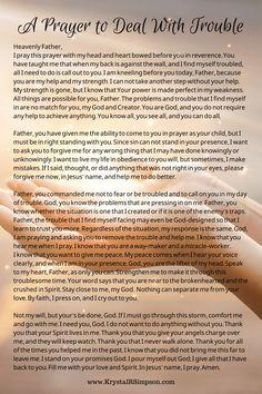 Spiritual Prayers, Prayers For Healing, Spiritual Quotes, Powerful Prayers, Spiritual Life, Faith Prayer, God Prayer, Power Of Prayer, Deliverance Prayers