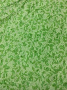 David Textiles  tone on tone green leaf  100 by BlueCraneQuiltShop