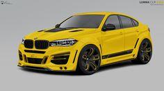 2014 bmw clr x 6 r by lumma design media gallery. featuring 8 bmw clr x 6 r by lumma design high-resolution photos Bmw X6, Suv Bmw, Bmw Cars, Bmw Autos, Cool Sports Cars, Sport Cars, Automobile, Suv Trucks, Luxury Suv