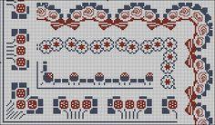 Antique Cross Stitch - rose - Picasa Webalbums