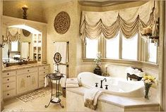 May I have this bathroom please?