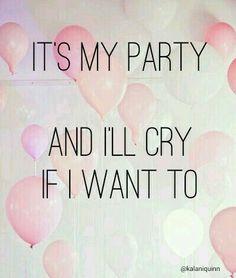 Pity Party   Melanie Martinez    made by @kalaniquinn