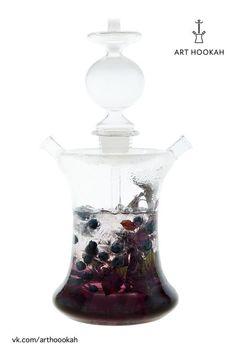 Design Glass HOOKAH Art hookah. Please visit http://hookah-experience.tumblr.com
