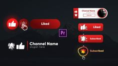 Vfx Tutorial, Adobe Premiere Pro, Packing, Social Media, Templates, Overlay, Music, Youtube, Free