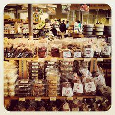 Fresh gluten-free goodies at West Seattle PCC!