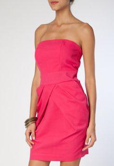 Vestido Mercatto Planejado Rosa