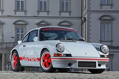 DP Motorsport's Porsche 911 2.7 RS Conversion Kit | Gear X Head