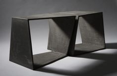 Daniel Miese: concrete benches