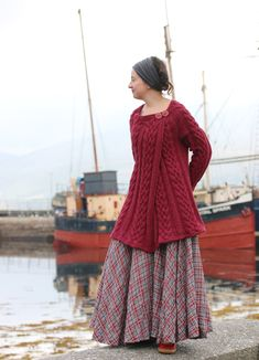 Westering Home by Kate Davies – the pattern is available on ravelry