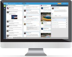 Social Studioは、企業のソーシャルメディアマーケティングに必要な機能がすべてそろった運用支援ツールの決定版!TwitterやFacebook上に流れる顧客の声の把握・分析からコミュニケーションまでを総合的にサポートする企業向けソーシャルメディアマーケティング支援ソリューションです。