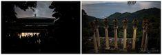 Night reception villa caletas wedding costa rica