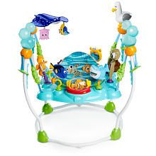 Disney Baby Finding Nemo Sea of Activities Jumper- gonna get this from our ToysRus in Canada! excited! Got it! Expensive, but it got good reviews.