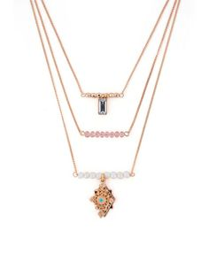 The Afterglow Necklace by JewelMint.com, $29.99 -bought this and really like it!