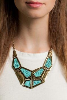 The Garden of Eden Necklace   # Pin++ for Pinterest #