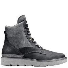 Shop Timberland for Kenniston women's boots: These mid hiking boots mix athletic styling with cold-weather flair.