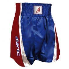 Striking Blue #Boxing #Shorts