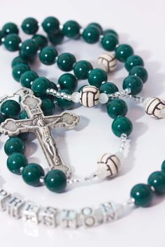 Volleyball Rosary