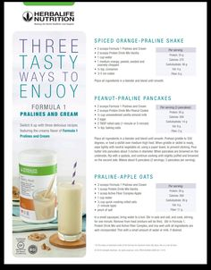 Pralines and cream Herbalife Meal Plan, Herbalife Motivation, Herbalife Shake Recipes, Herbalife Weight Loss, Herbalife Nutrition, Healthy Smoothies, Healthy Drinks, Smoothie Recipes, Healthy Eats