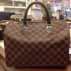 Louis Vuitton Speedy Handbag - Only $213.99 !