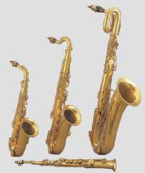 Adolf Sax saxophones