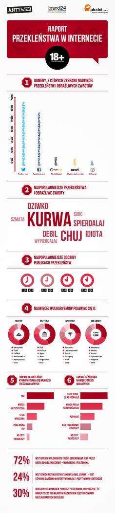 Przekleństwa w Internecie - Raport 2013 - NowyMarketing - Wheres the beef?