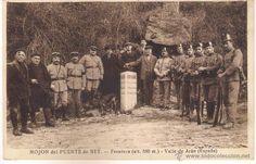 MOJON DEL PUENTE DE REY -FRONTERA - VALLE DE ARAN