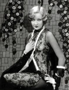 8acb54d2293c Gwen Lee by Ruth Harriet Louise - c. 1920s 1920s Art Deco