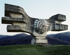 Funny pictures about Abandoned Yugoslovian War Monument. Oh, and cool pics about Abandoned Yugoslovian War Monument. Also, Abandoned Yugoslovian War Monument photos. Antigua Yugoslavia, Monuments, Ex Yougoslavie, Bósnia E Herzegovina, Abandoned Places, Abandoned Castles, Statues, Parks, Around The Worlds