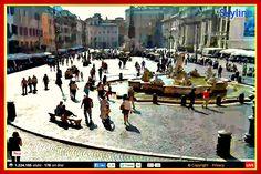 IL MONDO IN STREAMING LIVE #streaming #live #webcam #indiretta #piazzanavonma #roma #lazio
