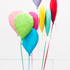 Forever Balloons! A Little Up!