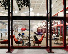 Library interior design award on pinterest libraries - Interior design firms atlanta ga ...