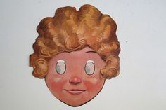 OVALTINE LITTLE ORPHAN ANNIE MASK  | Toys & Hobbies, Fast Food & Cereal Premiums, Cereal | eBay!