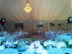 Wedding planning, venue decor and styling www.bluethistleweddings.co.uk