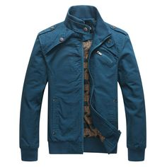 2015 New Men's Fashion Casual Jacket