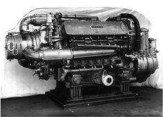deltic diesel engine - Google Search